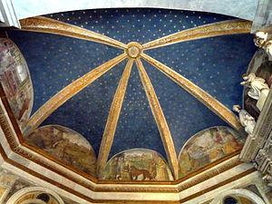 Della Rovere Chapel (Santa Maria del Popolo) - Late Gothic ribbed vault