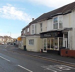 St Thomas, Swansea - Port Tennant Road, St Thomas