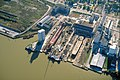 Port of Toledo shipyard, Maumee River Toledo, Ohio.jpg
