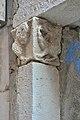 Portale romanico a Santa Croce Venezia capitello a sinistra 2.jpg