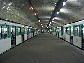 Porte Molitor Paris Métro Wikipedia