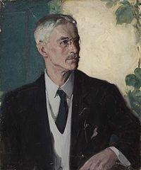 Portrait of H. Siddons Mowbray