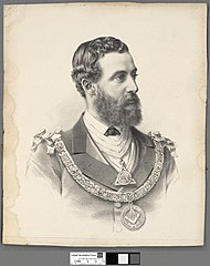 William Archer, 3rd. Earl Amherst