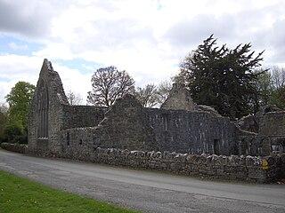 Portumna Abbey