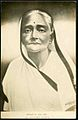 Post card of Kasturba Gandhi.jpg