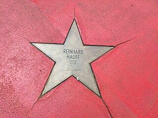 Reinhard Hauff