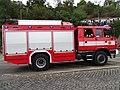 Průvod tramvají 2015, 42 - hasičské auto DPP.jpg