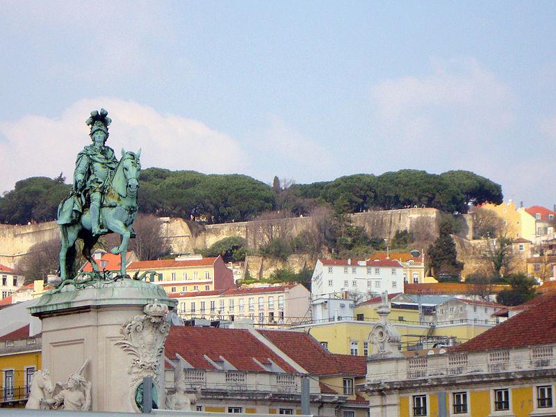 Praças gratuitas em Lisboa
