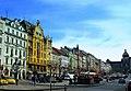 Prag - Wenzelsplatz Richtung Nationalmuseum - Václavské náměstí, Národní muzeum směr - panoramio.jpg