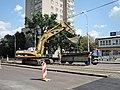 Praha, Petřiny, rekonstrukce trati, 017.jpg