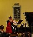 Praha, Vinohrady, Koncert 10 let Wikipedie 9.jpg