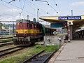 Praha-Smíchov, lokomotiva 742.jpg