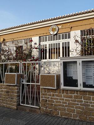 Prainha, Praia - the Senegalese Embassy located on Rua Dr. Manuel Duarte