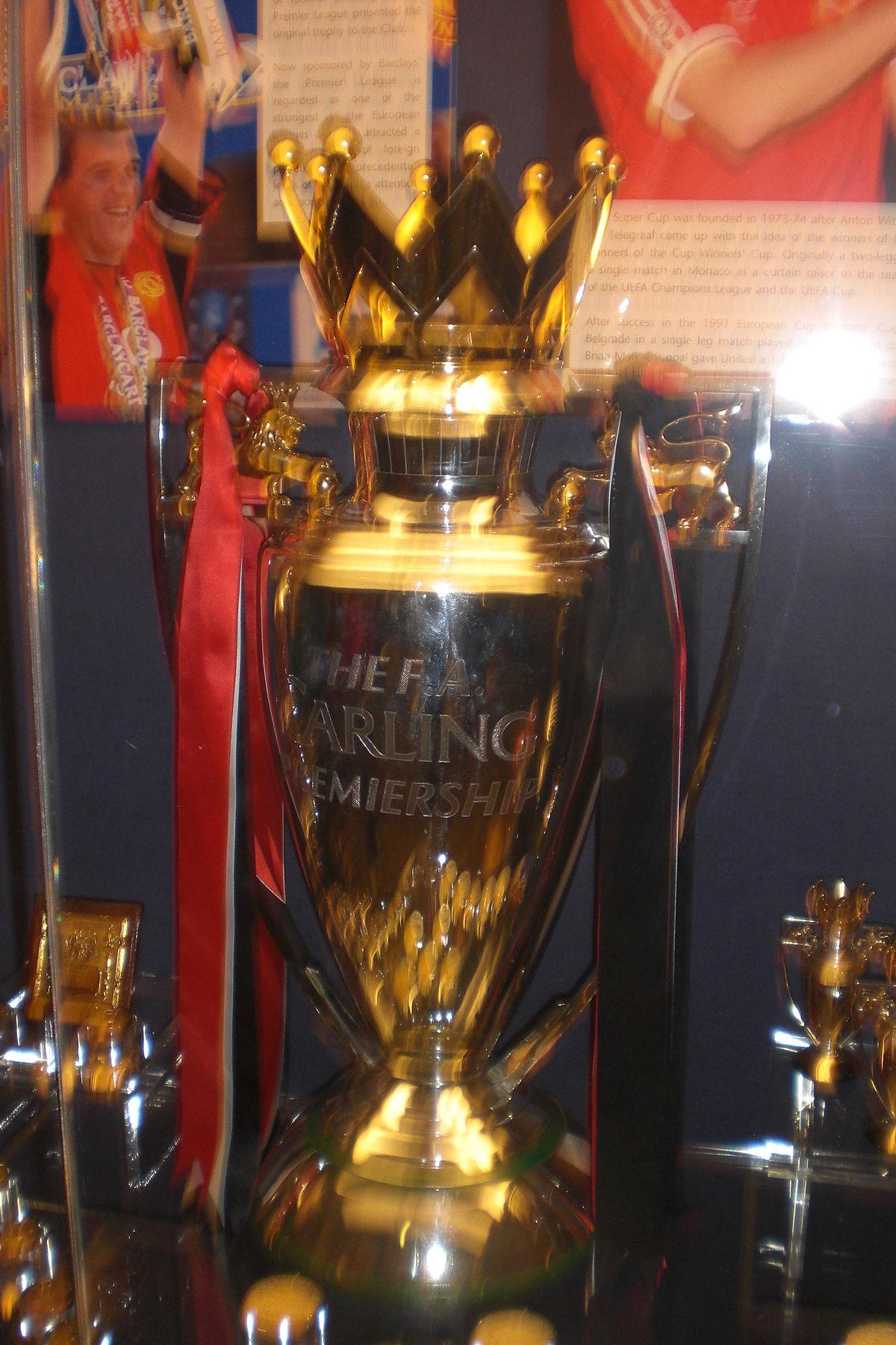 Premier League - Wikipedia, la enciclopedia libre