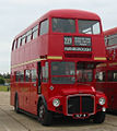 Preserved Routemaster bus RM8 (VLT 8), Showbus 2004.jpg