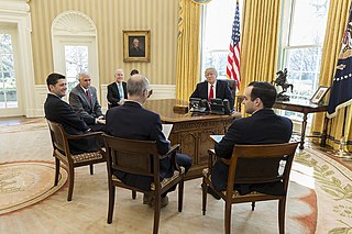 Oval Office office of the U.S. President