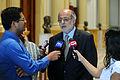 Presidente del Congreso Condena Interceptaciones Telefónicas (6910225609).jpg