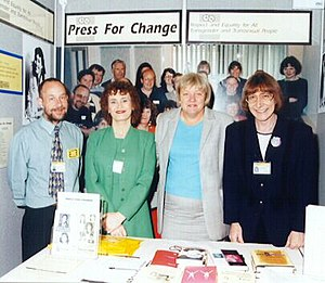 Press for Change - Press for Change with Mo Mowlam - 1st October 1997