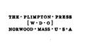 Press mark of the Plimpton Press.png