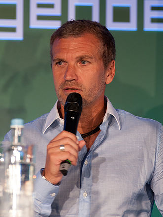 Thomas von Heesen - von Heesen, in 2014
