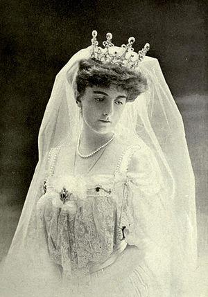 Triestine Serbs - Image: Princesa Mirko De Montenegro belgradewhitecit 00amesrich