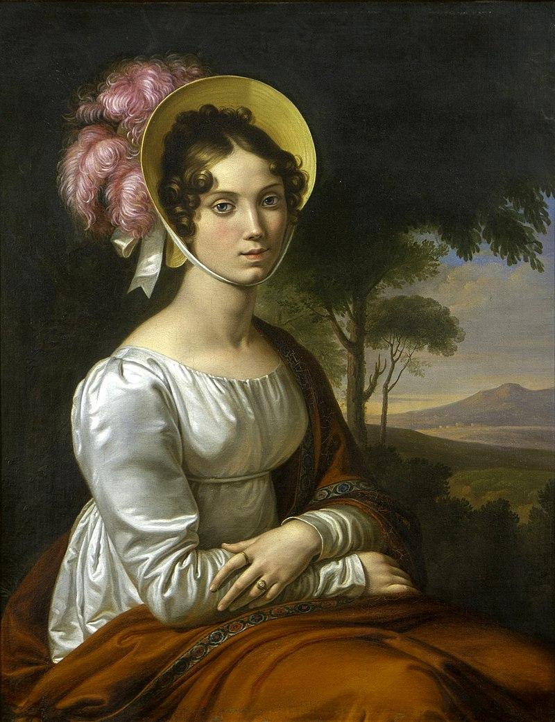 Princess Zinaida Alexandrovna Volkonskaia by Pietro Benvenuti, 1815.jpg