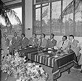 Prins Bernhard in de Surinaamse Brouwerij N.V. te Paramaribo ter gelegenheid van, Bestanddeelnr 252-4317.jpg