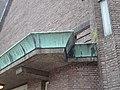 Prinsekerk - Blijdorp - Noord - Rotterdam - Entrance - Detail - Before the copper mysteriously went missing.jpg