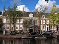 Prinsengracht 857 to 897 across.JPG