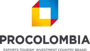 ProColombia - Image: Pro Colombia English vertical logo
