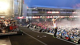 The Prodigy op Rock am Ring 2009