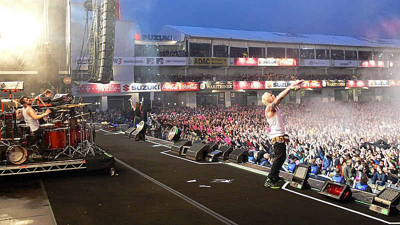 Rock am Ring Tickets bestellen.