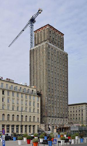 Prudential, Warsaw - Prudential building (2015)