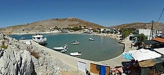 Pserimos - The island of Pserimos