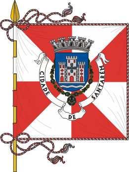Flag of Santarém