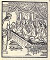 Purochan with Pandavas.jpg
