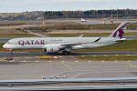 Qatar Airways, A7-ALK, Airbus A350-941 (29636039724).jpg