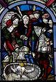 Quéménéven (29) Chapelle Notre-Dame de Kergoat Baie 11 Vue 03.JPG