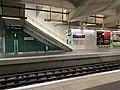 Quais station Métro Front Populaire St Denis Seine St Denis 1.jpg
