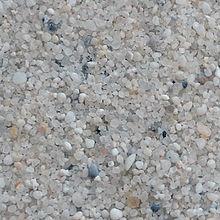 Quarzsandkörner aus Uhry (Königslutter)