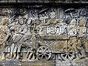 Queen Maya, Borobudur