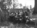 Queensland State Archives 1656 Slacks Creek State School nature study ramble April 1951.png