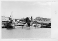 Queensland State Archives 4100 Dredges Brisbane River c 1949.png