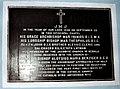 Quilon Bischofskapelle Gedenkstein JS2.jpg