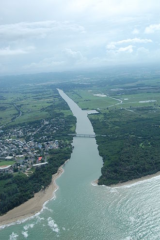 Loíza, Puerto Rico - Image: Río Grande de Loíza