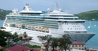 Radiance-class cruise ship - Image: RCI Serenade of the Seas