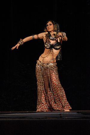 Tribal Fusion - Rachel Brice