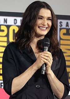 Rachel Weisz British actress