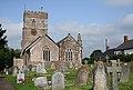 Rackenford, All Saints church - geograph.org.uk - 234495.jpg