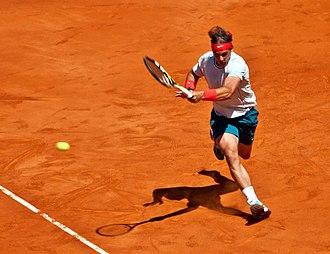 2013 ATP World Tour - Image: Rafael Nadal Madrid 2013 001